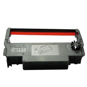 Samsung Bixolon SRP 270 SRP 275 SRP 275C Black/Red Compatible Ribbons (6 Pack)