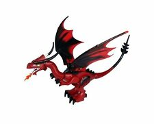 LEGO KINGDOMS RED DRAGON FANTASY ERA ANIMAL FIRE BREATHING MINIFIGURE new