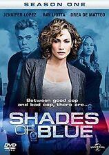 Shades of Blue Season Series One 1 First 2016 R2 & 4 DVD Immediate DISPATCH