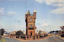 B87456 national burns memorial tower cottage homes mauchline ayrshire scotland