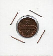 Portugal : 10 Centavos 1943 UNC ( rare )