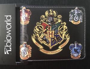 Harry Potter Wallet Purse Mens Kids Hogwarts School Wizardry and Witchcraft AUS