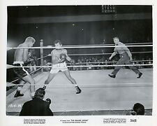 TONY CURTIS THE SQUARE JUNGLE 1955 VINTAGE PHOTO ORIGINAL #9    BOXE BOXING
