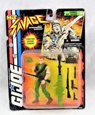 G I Joe SGT Savage Screaming Eagles Combat SGT Savage Figure  MOSC