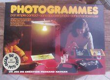 ANCIEN JOUET 1975 PHOTOGRAMMES PHOTO FERNAND NATHAN