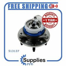 New Premium Wheel Hub Bearing Assembly with One Year Warranty (513137)