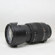 Sigma 18-250mm f3.5-6.3 DC Makro OS HSM für Nikon Frei UK Versand