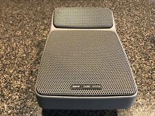BMW Sound System OEM E23 E28 E30 Gray Premium Rear Speaker w/ tweeter - Original