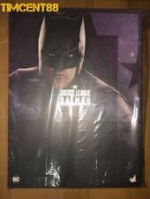 Ready Hot Toys MMS456 Justice League Batman (Deluxe Version) Ben Affleck 1/6 New