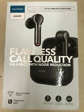 Anker SoundCore Liberty Air 2 In-Ear Wireless Earbuds Black w/ Original Package