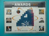 "VARIOUS ARTISTS  "" THE AWARDS 1990 ""  DOUBLE CASSETTE"