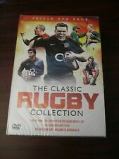 The Classic Rugby Collection Box set   DVD   NEW