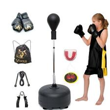 Viper Free Standing Speed ball Boxing Sports Gloves Junior Kids Children