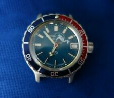 Vostok Amphibia Watch Bezel Boctok Komanderskie Bezel With Insert Universal New