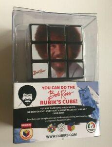 RUBIK'S Cube: Bob Ross Edition