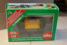 Siku 2261   Saatdrillmaschine  1:32   Seed Drill in OVP top.