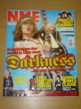 NME 2003 AUG 2 DARKNESS TRAVIS KATE MOSS COOPER TEMPLE