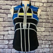 Jamie Sadock Sleeveless Golf Shirt Size S