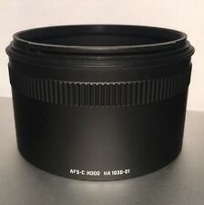Genuine Sigma APS-C Hood Adapter HA 1030-01 For 50-500mm f/4.5-6.3 DG APO OS HSM