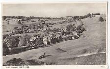 Gloucestershire; Cheltenham, Cleeve Hill RP PPC, 1955 PMK, By Photochrom