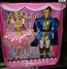 Disney exclusive Sleeping beauty and Prince Phillip