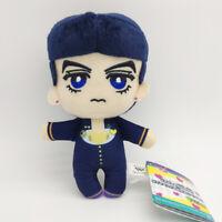 JoJo's Bizarre Adventure Tomonui Plush mascot Josuke Higashikata doll paper tags