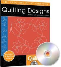 Electric Quilt EQ Design Software Quiltmaker Volume 6 Continuous Line
