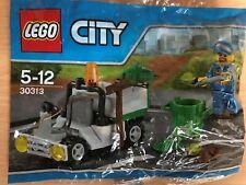 LEGO: POLYBAG: CITY: GARBAGE TRUCK - SET 30313