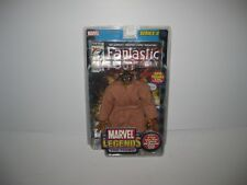 """MARVEL LEGENDS SERIES II 2 THE THING 2002 6"""" ACTION FIGURE WITH COMIC TOY BIZ"""