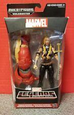 2015 Marvel Legends Infinte Series Build A Figure Hulkbuster Valkyrie Hasbro