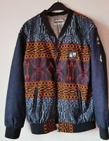 Jacken Männer Mantel Outwear Frühling Herren Afrikanisch Wakanda Style