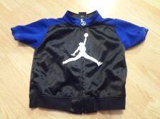 Infant/Baby Jordan 18 Mo SS Jacket (Royal Blue/Black) Warmup