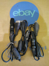 Lot of 3 Dell 12V DC Auto Adapter Cable PA-12