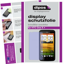 2x HTC One X+ Film de protection d'écran protecteur cristal clair