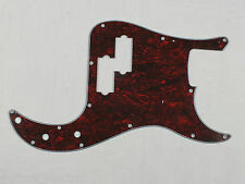 SCRATCH PLATE Pickguard to fit USA/Mex PRECISION BASS P Bass in 11 Colours