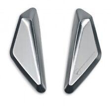 Ducati Panigale Verschlusskappen per Spiegelbohrungen Silver Nuovo