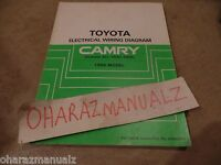 1988 TOYOTA Camry including ALL-Trac 4WD Electrical Wiring Diagram Manual