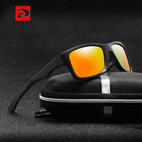 DUBERY Men Polarized Sport Sunglasses Driving Fishing Night Vision Glasses Hot