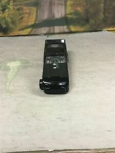Hot Wheels 1977 Black Flame Dragster Rare 1/64 Early Model