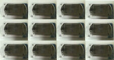 12 Wholesale lot New Psp Go Clear hard shell System case casing