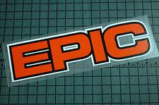 EPIC Sticker Decal Vinyl JDM Euro Drift Lowered illest Fatlace Vdub