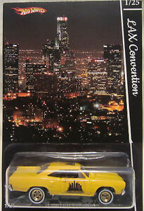 Hot Wheels CUSTOM '70 Plymouth Roadrunner 2016 Lax Convention Real Riders 1/25