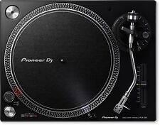 NEW Pioneer DJ PLX-500-K Turntable Black Direct Drive From Japan with tracking
