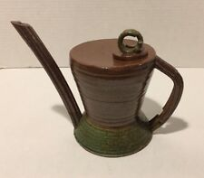 Art Deco Inspired, Architectural Style Coffee/Tea Pot