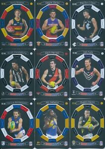 2021 afl teamcoach card craft you choose your card