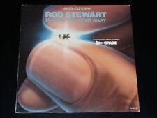 MAXI 45 tours 12' -  ROD STEWART - TWISTN' THE NIGHT AWAY - 1987