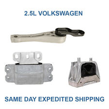 Engine Transmission Motor Mount Kit For VW Jetta Golf Passat 2.5L