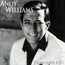 Andy Williams: Promise Me Love - CD Album (2002)