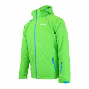 Kernoda Men's Waterproof & Breathable Waterproof Outdoor Shell Kleja Jacket