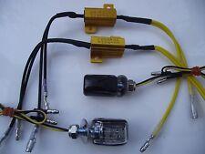 LED indicators mini tiny atom black finish and resistors